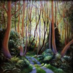 forest path to light 1jpg